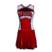 Cheerleader - kaksiosainen rooliasu