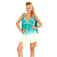 Kreikkalainen viettelijätär - rooliasu, mekko