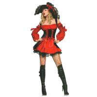 Pirates 2 - rooliasu, mekko