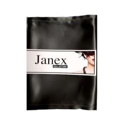 JANEX-huivi, musta, keskikoko
