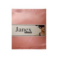 JANEX-huivi, vaaleanpunainen, pieni
