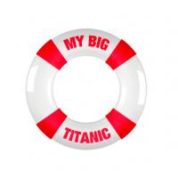 "Buoy - Penisrengas tekstillä, ""MY BIG TITANIC"""