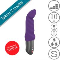 ABBY G purple - Laadukas vibraattori