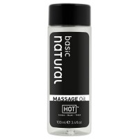 HOT Hierontaöljy - 100ml - Tuoksuton
