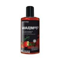 WARMup 150ml - Lämmittävä hierontaöljy, mansikka