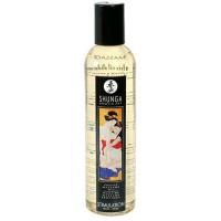 Shunga Stimulation 250ml - Hierontaöljy, persikka