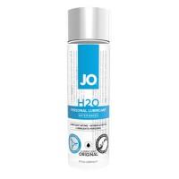 JO H2O Water Based 240ml - Silkinpehmeä, vesipohjainen liukuvoide