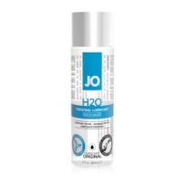 JO H2O Water Based 60ml - Silkinpehmeä, vesipohjainen liukuvoide