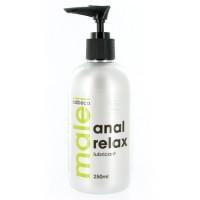 Male Anal Relax 250ml - Puuduttava anaaliliukuvoide