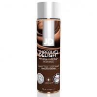 JO H2O 120ml - Vesipohjainen makuliukuvoide, suklaa